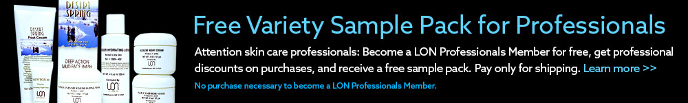 Free Variety Sample Pack for Professionals